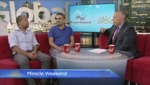 Miracle Weekend: Treating kids with cancer