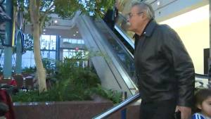 Dozens protest in Portage Place mall after respected elder is kicked out