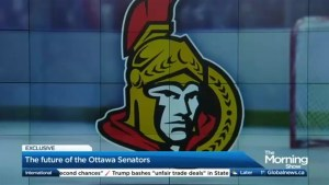 The Future of the Ottawa Senators