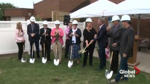 'Huge step forward': Vulcan Community Health Centre breaks ground on expansion