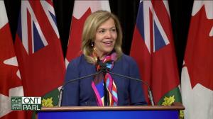 Ontario to keep safe injection sites as part of new model