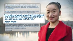 Liberal candidate in Burnaby South byelection pulls out over controversial comments made on WeChat