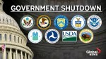 U.S. government to shut down in fight over Trump's wall