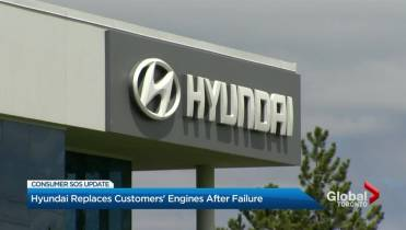 Hyundai Canada replaces engines after Global News reports