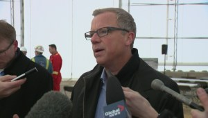 Brad Wall disappointed by Quebec response to Energy East