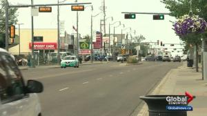 1-way traffic on part of Stony Plain Road part of Edmonton's LRT plan