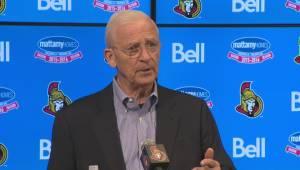 Senators GM breaks down deal for Dion Phaneuf