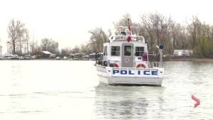 Hamilton Police conduct routine safety check in Hamilton Harbour
