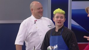 Trail Appliances Teen Chef Challenge: Jeremy