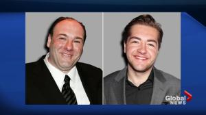 James Gandolfini's son to play 'Tony Soprano' in prequel