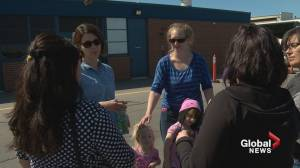 Fort McMurray Wildfire: Airport angels greeting exhausted evacuees