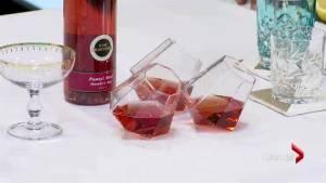 Jackie Kai Ellis: Entertaining with unique glassware