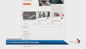 Air Canada buying back Aeroplan