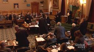 New Brunswick government and opposition differ on how to address ambulance issue