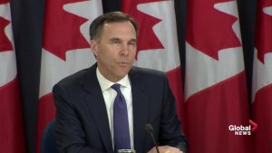 Morneau: Canada will look to sell Trans Mountain at a later date