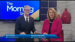 The Morning Show on CHEX preview May 23