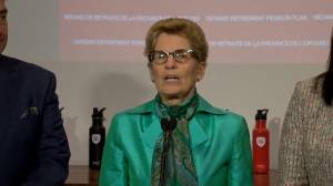 ORPP 'on track' for 2017, benefits to begin in 2022 says Wynne