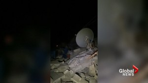 At least 130 people killed in Iran after powerful earthquake in Iraq