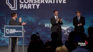 Jason Kenney says party 'owes debt of gratitude' to Brian Jean