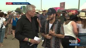 Interview with Johnny McGuire at BVJ