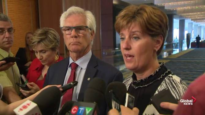 After China meat ban, Bibeau says 'too early' for producer compensation