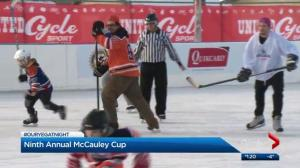 Our YEG at Night: McCauley Cup