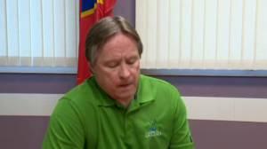 Golden Mayor Ron Oszust on avalanches