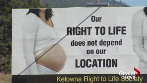 Anti-abortion billboard replaced after Ad Standards decision