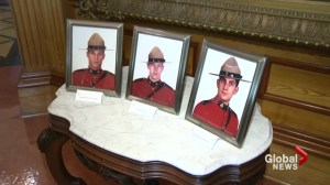 NB RCMP identify officers killed in Moncton shooting