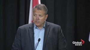 Calgary mayoral candidate Bill Smith says he will stop taxes