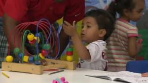 Quebec assesses availability of daycare spots for Syrian refugees