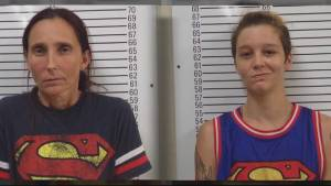 Oklahoma couple arrested after investigation reveals they're mother and daughter