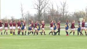 Frontenac Falcons Junior Girls Soccer