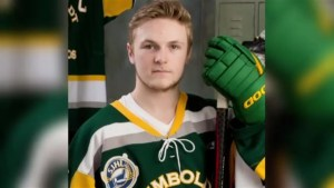 Celebration of life held for Humboldt Broncos captain Logan Schatz
