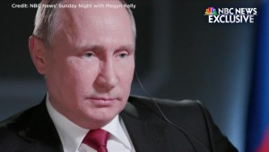 Putin says hackers can be anywhere, may have shifted blame to Russia