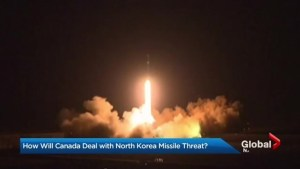 How Canada is preparing for North Korea missile threat