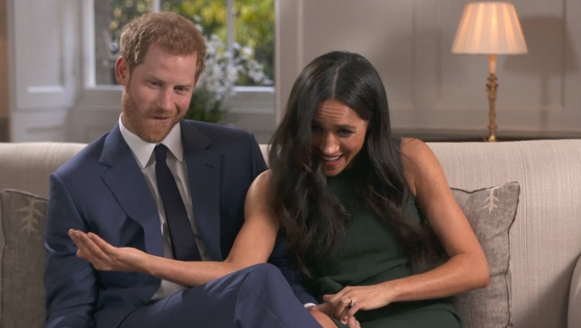 BREAKING NEWS: Prince Harry and Meghan Markle will invite 2600 lucky members of the public to their royal wedding