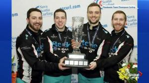 Team Thompson heads to the Brier