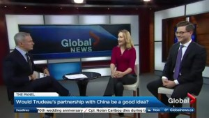 Would Trudeau's partnership with China be good for Canada?