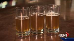 Alberta government shifts on beer-pricing policy
