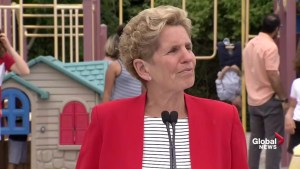 Liberal Premier Kathleen Wynne admits she won't win Ontario election