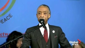 Sharpton criticizes Trump and Pence for  having no official events recognizing MLK Day