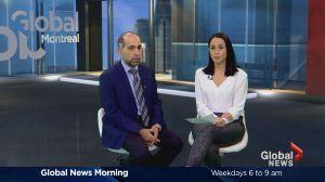 Canadian Muslim Forum president speaks after Quebec City shooting