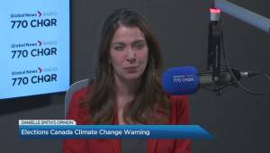 Danielle Smith joins the conversation on Global News Morning Calgary