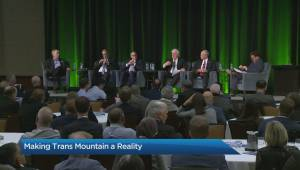 Trans Mountain Pipeline perspective