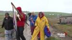 Wabanaki Water Walkers begin trek in the name of water