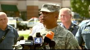 Law enforcement officials want peace in Ferguson
