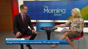 Ontario Elections Debrief: PC Majority & Liberal Loss (04:01)