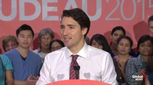 Trudeau promises four-year, $3B investment in home care, mental health