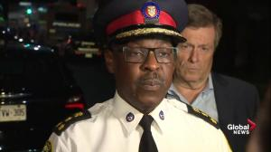 Toronto Police Chief makes appeal for information in Danforth shooting